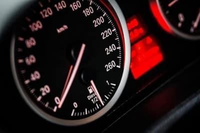 kilometerteller BMW