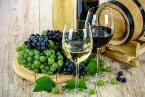 Wijn uit Frankrijk