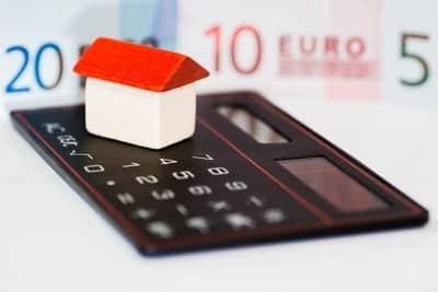 geld rekenmachine huis