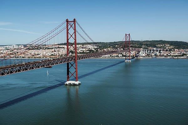 Brug Lissabon
