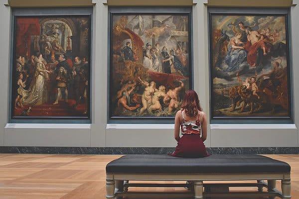 museum schilderijen
