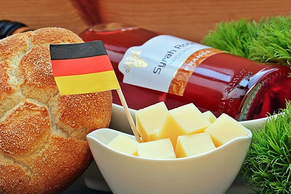 Wijn uit Duitsland