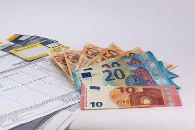 geld overeenkomst