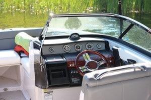 motorboot interieur