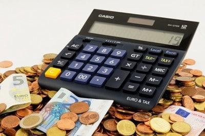 geld rekenmachine