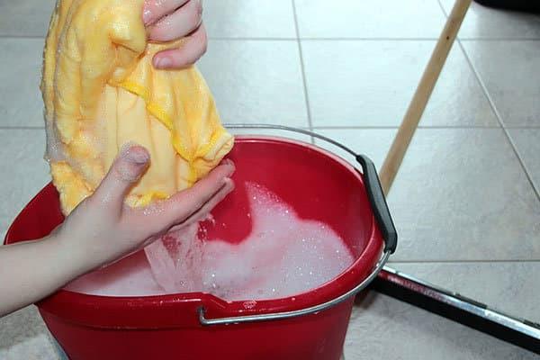 emmer schoonmaken
