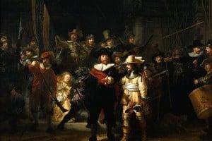 nachtwacht Rembrand van Rijn