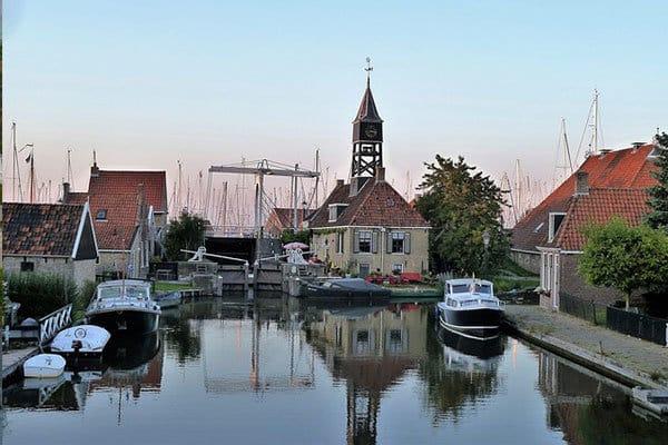 Friesland schepen