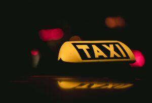 Taxibord
